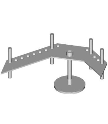 Špaletová kotva BVM 53-02