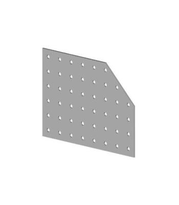 Deska spojovací zkosená1x BV:DS 03-02