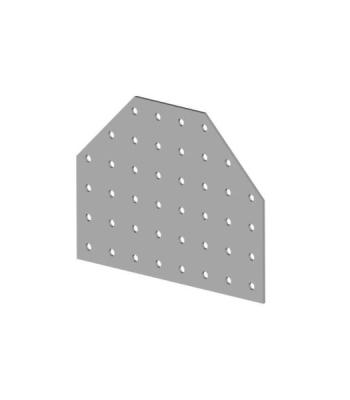 Deska spojovací zkosená2x BV:DS 03-03