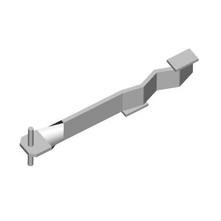 Ocelová stavební kotva BVM 51-04/B