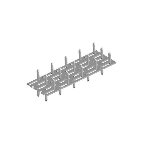 Styčníková deska oboustranná BV15/O 01-07