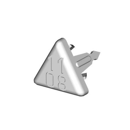 Značkovací hřeb – trojúhelník 02-24